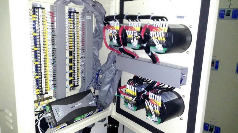 圖四、多用途電網控制器安裝於澎湖東吉嶼
